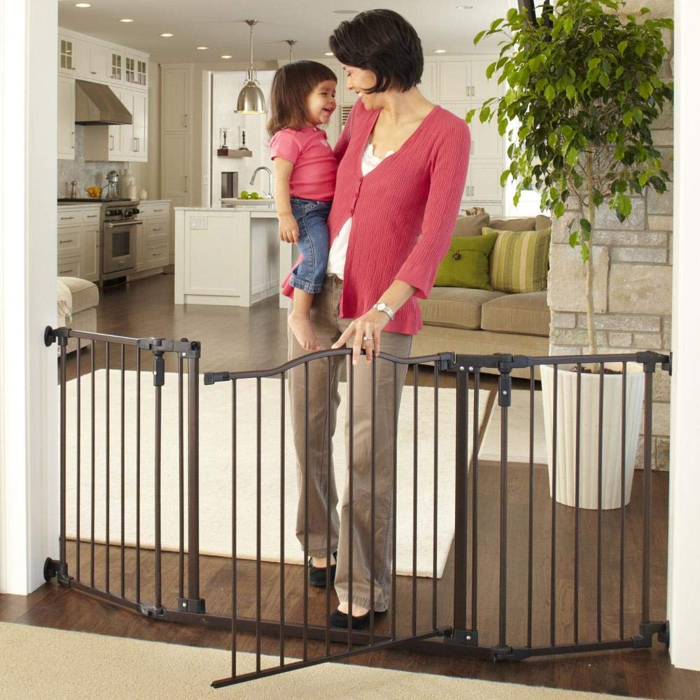 deluxe dog gate